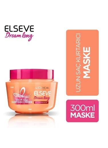 L'Oréal Paris Elseve Dream Long Uzun Saç Kurtarıcı Maske 200ml Renksiz